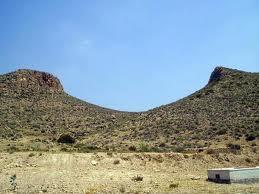 Resultado de imagen de volcan de la granatilla nijar