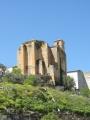 Iglesia de nuestra señora de la encarnacion.Setenil.vista trasera.jpg