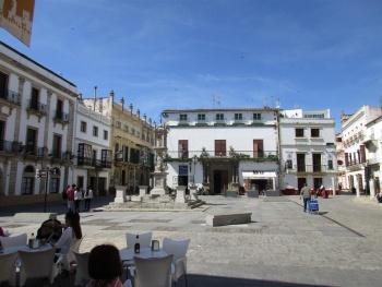 Plaza de espa a el puerto de santa mar a cadizpedia - Tren el puerto de santa maria madrid ...