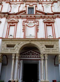 Iglesia De La Merced Sanlúcar De Barrameda Cadizpedia