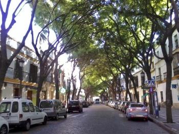 Calle porvera jerez de la frontera cadizpedia for Calle prado jerez 3 navacerrada