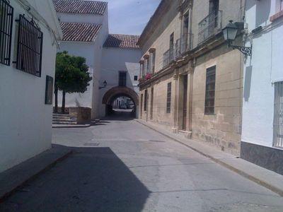 Calle de jacinto benavente ca ete de las torres for Canete de las torres