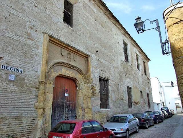 Vista del Convento de Regina Coeli
