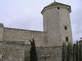 Castillo del Moral, escenario de la batalla de Lucena