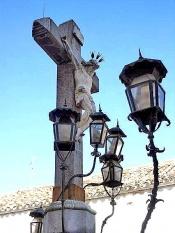 Cristo De Los Faroles Cordobapedia La Enciclopedia
