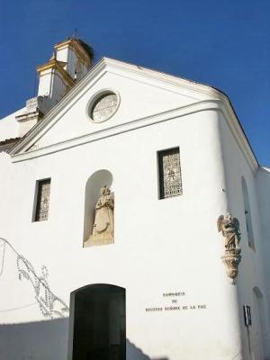 Iglesia de Nuestra Señora de la Paz - Cordobapedia - La