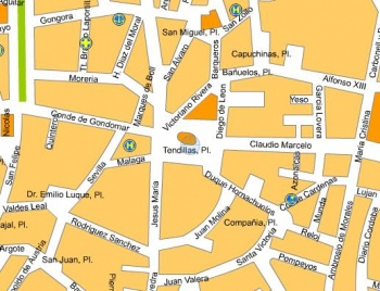 Mapa Callejero De Cordoba.Categoria Conversacion Callejero Cordobapedia La Enciclopedia Libre De Cordoba