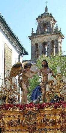 itinerario semana santa cordoba 2007: