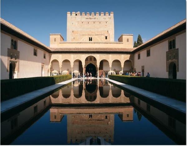 La alhambra granadapedia for La casa de granada en madrid