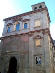 Iglesia calle recogidas granada
