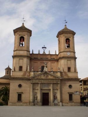 Iglesia Parroquial de la Encarnación (Santa Fe) - Granadapedia
