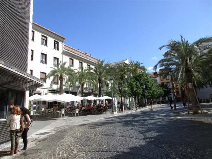 Archivo:Plaza de la Romanilla de Granada.jpg