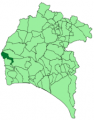 200px-Map of El Granado (Huelva).png