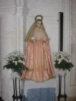 Resultado de imagen de santa zita zufre