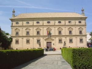 Palacio Vázquez de Molina (Úbeda) - Jaenpedia