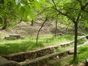 Paraje de los estrechos orcera jaenpedia for Piscina municipal de orcera