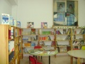 Rincón de la sección infantil-juvenil biblioteca de Villargordo (Villatorres).JPG
