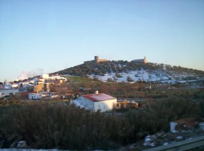 Castillo de alan s sevillapedia - Hosteria casa adriano alanis de la sierra sevilla ...