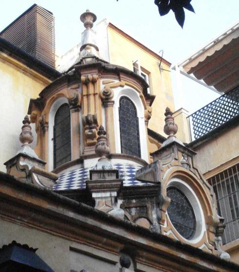 Archivo:Cúpula capilla Desamparados (Salvador, Sevilla).jpg