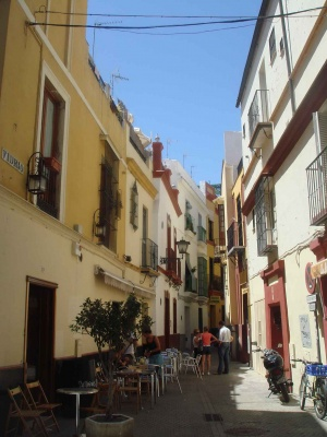 Calle vidrio sevilla sevillapedia - Calle correduria sevilla ...