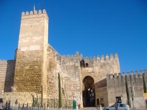 Murallas de carmona sevillapedia for Puerta de sevilla carmona