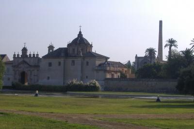Monasterio de la cartuja sevilla sevillapedia - La isla dela cartuja ...