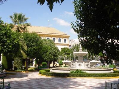 Plaza de la constituci n dos hermanas sevillapedia - Spa en dos hermanas ...