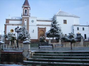 Plaza De Espana Las Navas De La Concepcion Sevillapedia
