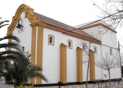Iglesia de san fulgencio villanueva del rey sevillapedia for Villanueva del rey