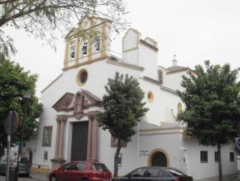 Resultado de imagen de iglesia de san gonzalo triana