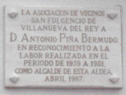 Villanueva del rey sevillapedia for Villanueva del rey