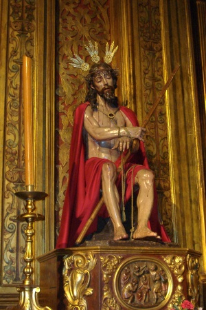 Santísimo Cristo de la Coronación de Espinas (Sevilla ...