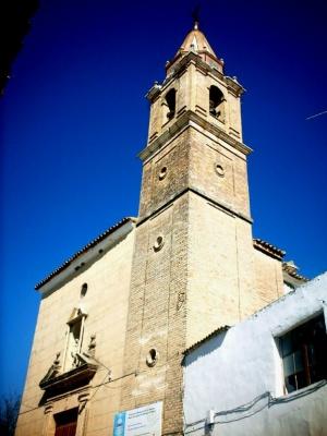 Iglesia de santiago el mayor herrera sevillapedia for Alquiler de casas en herrera sevilla