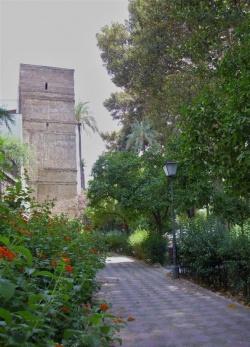 Jardines de murillo sevilla sevillapedia for Jardines de murillo