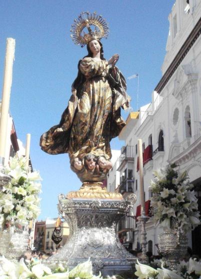Archivo:Pura y Limpia Concepción (Corpus, Triana).jpg
