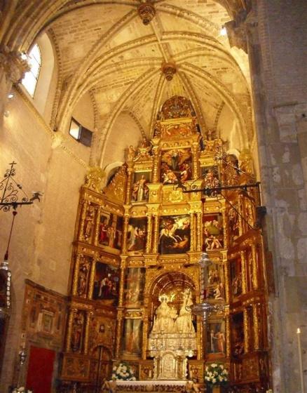 Archivo:Santa Ana Sevilla ábside y retablo.jpg