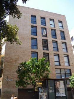 Edificio colegio de arquitectos sevilla sevillapedia - Colegio de arquitectos sevilla ...