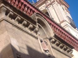 Resultado de imagen de Iglesia de San Esteban sevilla cornisa