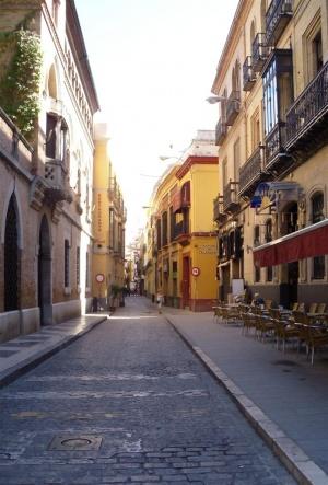 Calle Cuna (Sevilla) - Sevillapedia