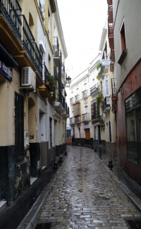 Calle harinas sevilla sevillapedia - Calle correduria sevilla ...
