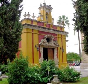 Resultado de imagen de capilla rectorado universidad sevilla