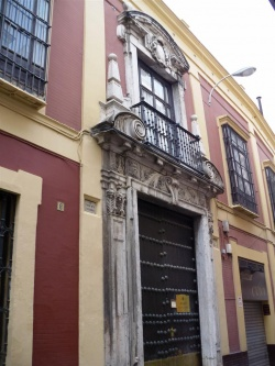 Palacio de la condesa de lebrija sevillapedia for Alquiler de casas en lebrija sevilla