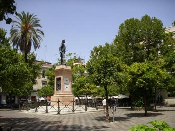 Plaza de la gavidia sevilla sevillapedia for Alquiler de pisos en el centro de sevilla capital