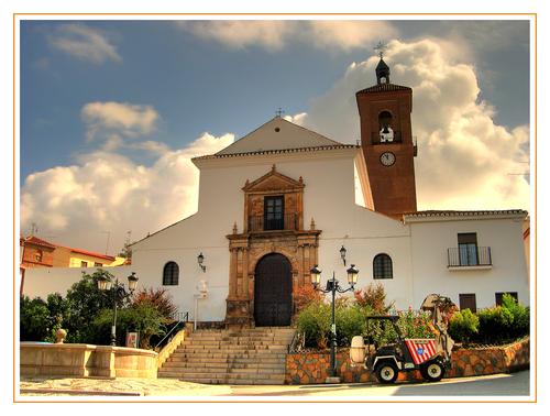 Alcudia de Guadix City